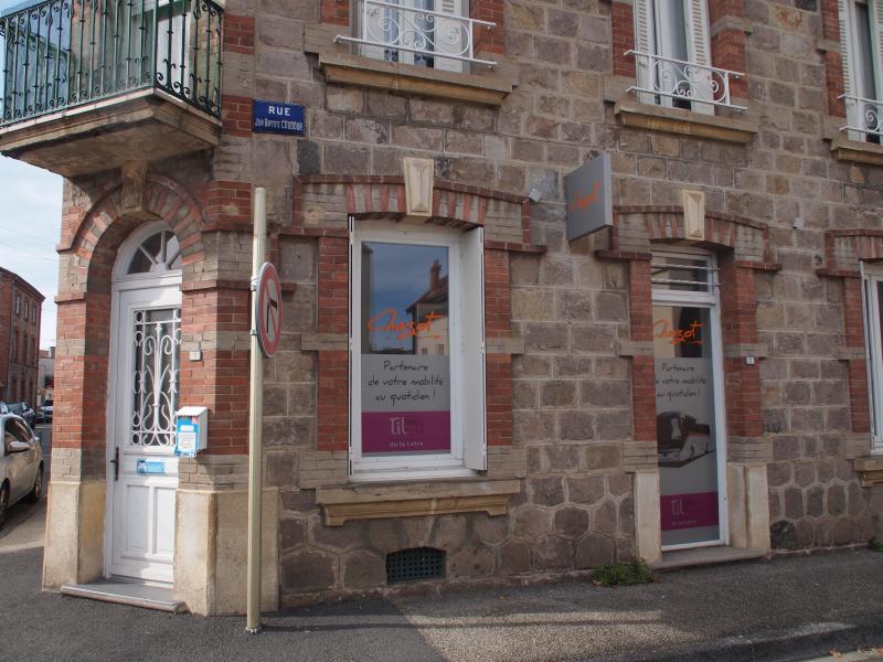 Agence Chazot à Saint-Just St Rambert
