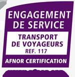 Engagement de service trasport de voyageurs